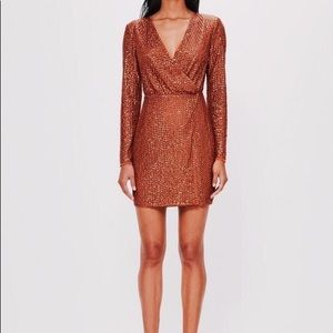 💋MISSGUIDED SEQUIN DRESS💋